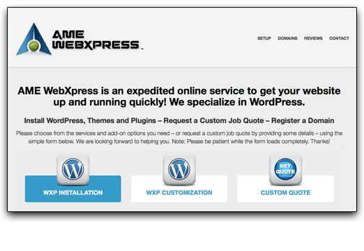 AME WebXpress